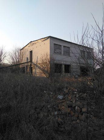 Будинок не добудований