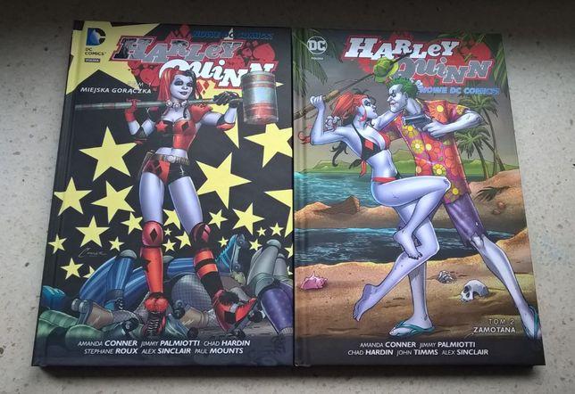 Harley Quinn Tom 1-3 [Egmont]
