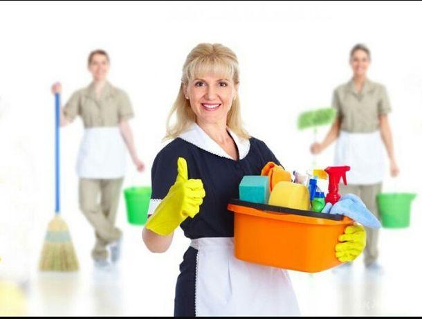 Профессиональная уборка квартир!!большой опыт работы,отличные отзывы!)