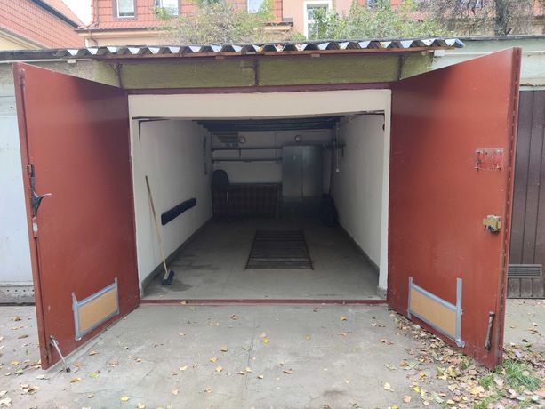 Garaż do wynajęcia Gdańsk Młyniska ulica Twarda
