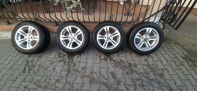 Felgi z oponami BMW X3 wielosezonowymi  Pirelli Scorpion STR