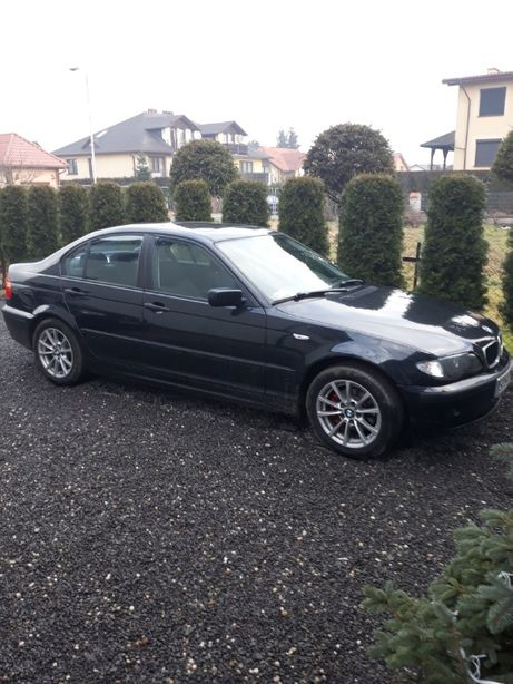 BMW E46 318i benzyna LPG