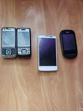 Телефоны и смартфоны на запчасти или восстановление