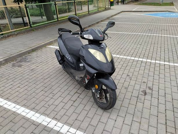 Skuter Zipp toros elbonito 80/70/50 motorower