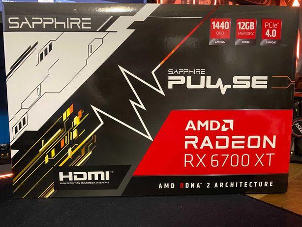 Placa Grafica AMD Radeon RX 6700 XT Pulse Fire 12GB