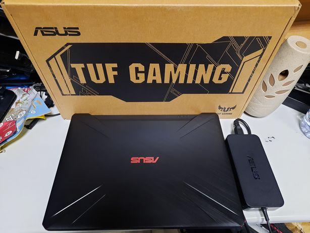 Asus TUF Gaming FX505 i7 16gb ram 2 ssds
