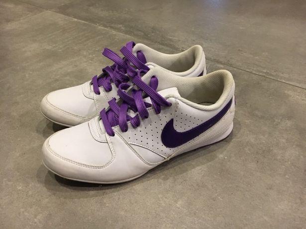 Białe adidasy Nike - roz.36,5 jak nowe