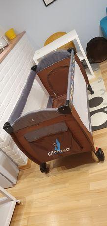 Łóżko turystyczne Caretero Grande