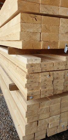Drewno konstrukcyjne C24 45x45 Świerk Skandynawski