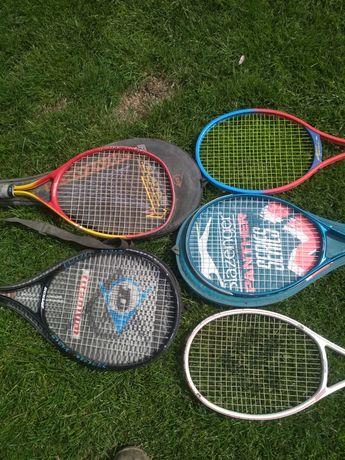 Rakiety do tenisa ziemnego
