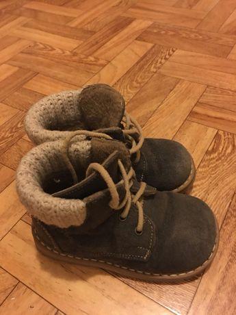 Buty trzewiki skórzane Emel rozm 24