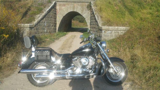 мото Yamaha DragStar 400