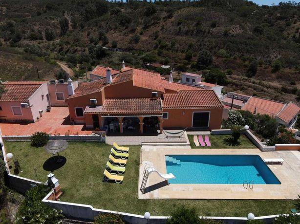Algarve Traditional Villa with 5 rooms & Air-Con