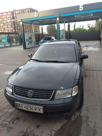 VW Passat 1.8T Бензин Газ 1997 Механика