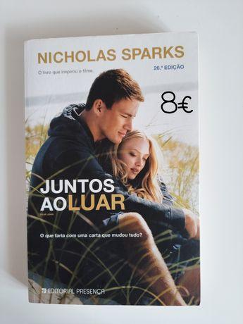 Nicholas Sparks - Livro juntos ao luar
