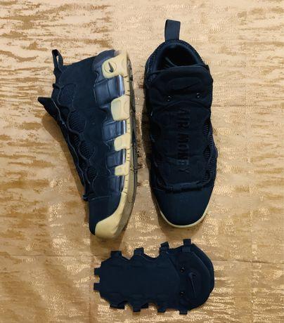 Nike Air More Money Black 28,5cm
