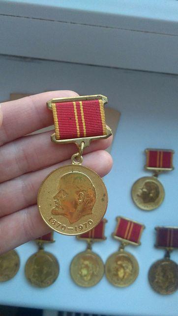 Medal Odznaka 100 rocznica urodzin Lenina