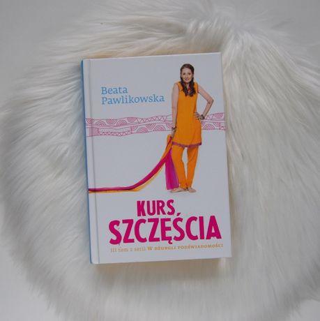 Książka Kurs szczęścia.