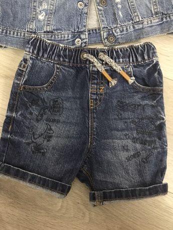 Шорты джинсовые George 1,5-2г