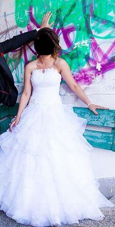Suknia Ślubna - Kolekcja GALA model: Adelle