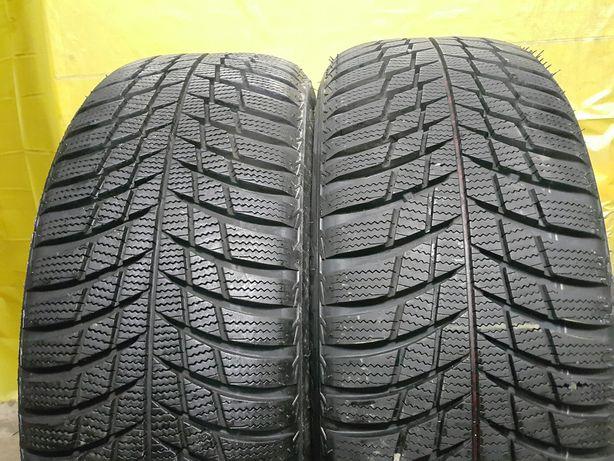 215/55 R17 Porządne opony zimowe Bridgestone! Polecam