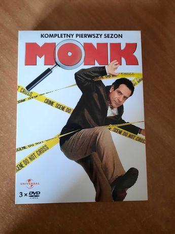 Monk sezon 1 DVD