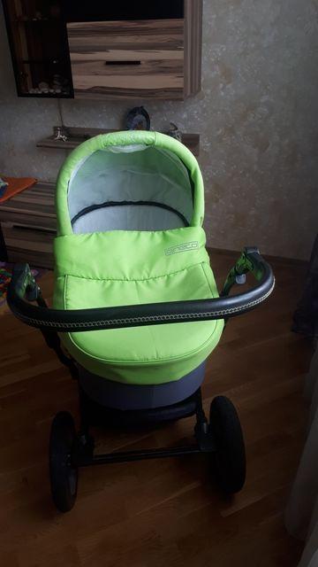 Детская универсальная коляска, візочок, візок Aneco 2 в 1, Польша