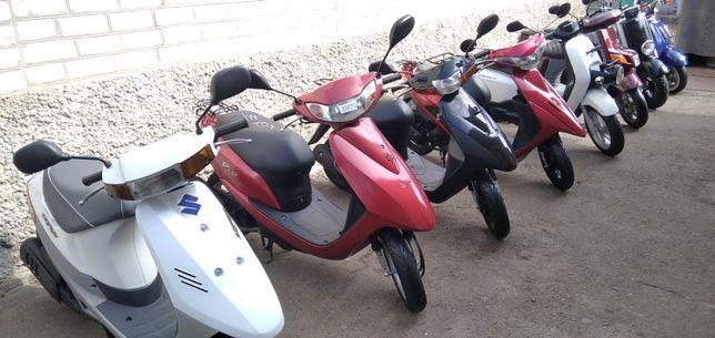 Honda dio(Suzuki Yamaha)
