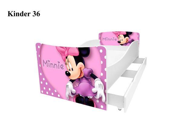 Безкоштовна даставка Дитячі ліжка для дівчат / Кровать для девочки