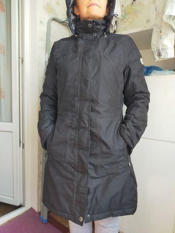 Куртка пальто s/m Northland женская Wolfskin