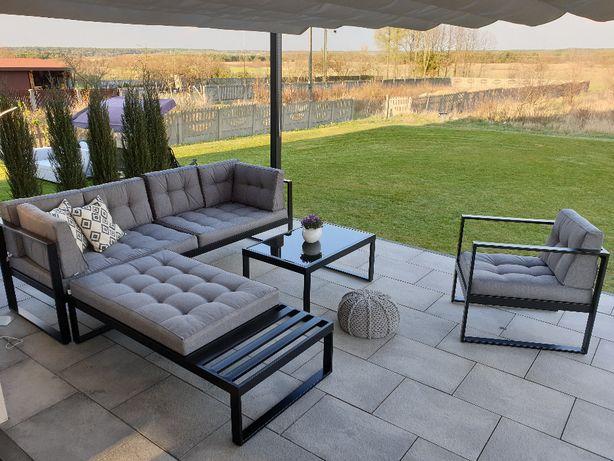 Meble ogrodowe zestaw wypoczynkowy ogrodowy PALERMO M Garden