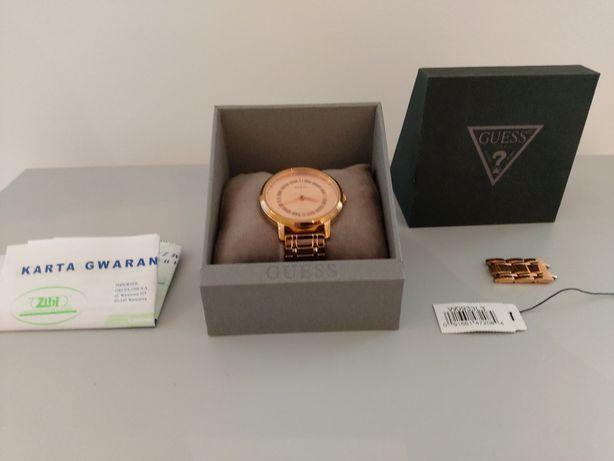 Zegarek GUESS Damski ! Jak nowy!!