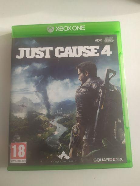Gra używana Xbox one Just Cause 4