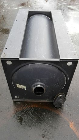 Bojler 155L ze stali nierdzewnej firmy Wolf poziomy