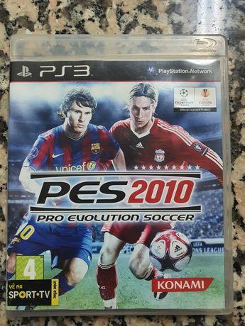 Jogo Pes 2010 PS4