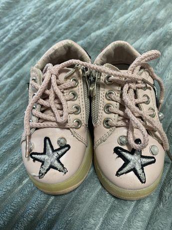 Туфли мокасины на девочку
