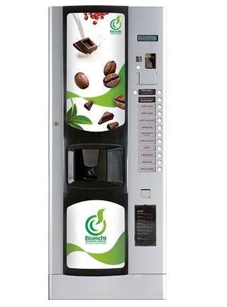 Maquina  de cafe bianchi lei 400