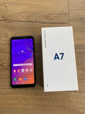 $$ Telefon Smartfon Samsung A7 2018 $$