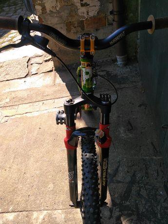 Rower dirt Street Prodigy 9.81