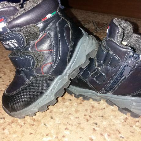 Зимові черевички 25р