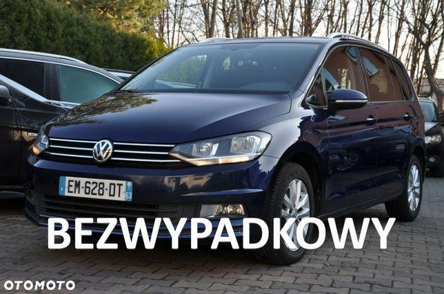 Volkswagen Touran 1,6TDI DSG PDC Nawi Multi