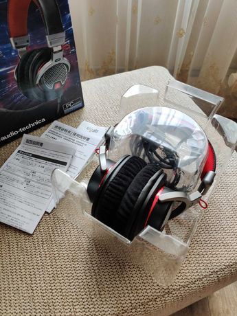 Наушники Audio-Technica ATH-PDG1 / Игровая гарнитура для ПК PS 4 5