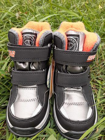 Зимние термоботинки ботинки для мальчика Tom М разные размеры