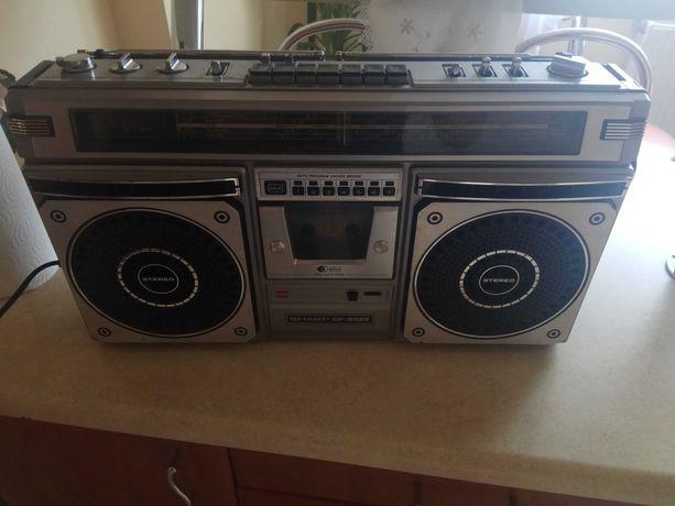 Radio Boombox sharp-gf8585xl