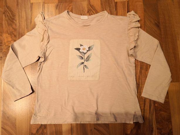 Zara 2 koszulki cekiny zmieniające