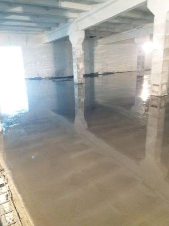 Промислова бетонна підлога