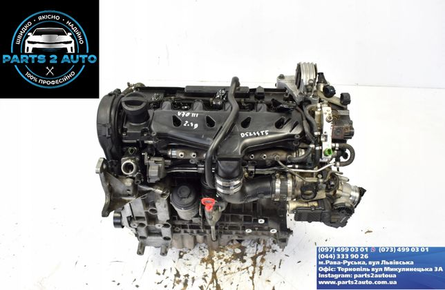 Двигун VOLVO V70 III XC90 I XC60 2.4D D5244T5 також інші під замовленн