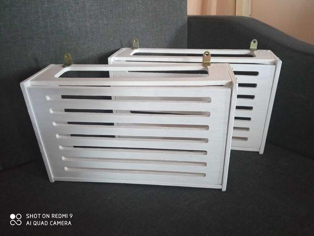 Шкаф для вайфая. Ящик для wifi. Роутница из дерева