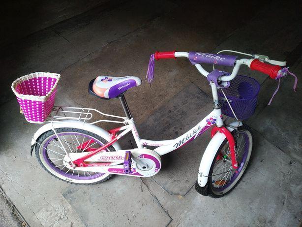 Велосипед дитячий для дівчинки