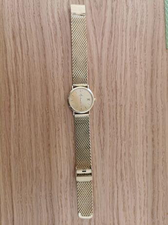 Złoty zegarek Omega 585